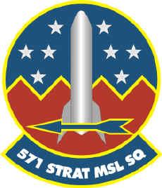 571st Strategic Missile Squadron